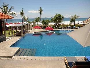 Bali niksoma boutique beach resort pool