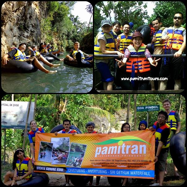 Paket Tour Cavetubing Gua Pindul