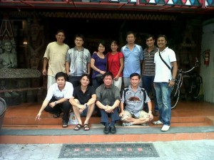 Paket wisata grup, rombongan, study tour