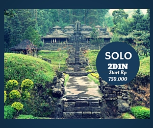 Tour Solo 2D1N Web