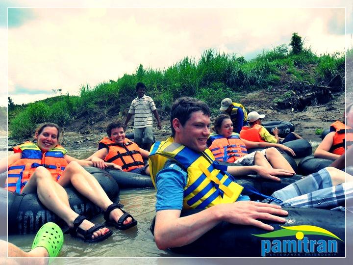 rivertubing oyo pamitran