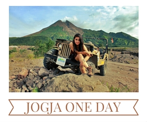 Jogja One Day