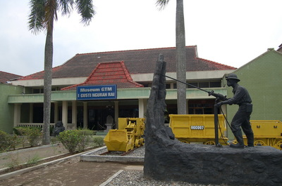 Museum Geoteknologi Mineral UPN