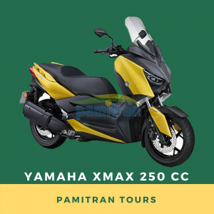 Sewa Motor Xmax Jogja