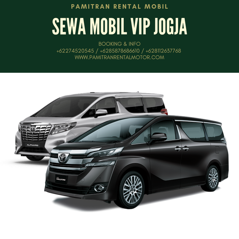 Sewa Mobil VIP Jogja