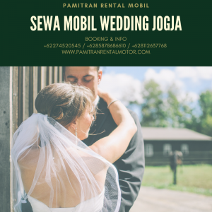Sewa Mobil Wedding Jogja