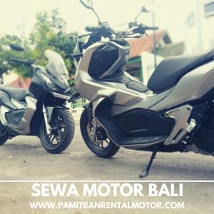 Sewa Rental Motor di Bali