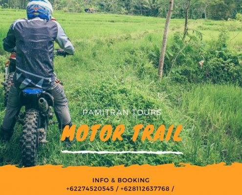 Wisata Motor Trail Jogja