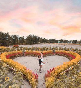 taman bunga di jogja