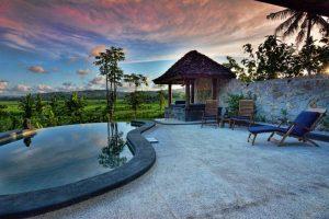 hotel jogja view alam