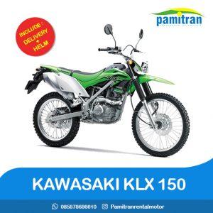 Sewa Motor KLX