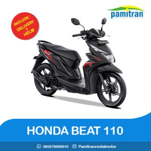 Rental Motor Jogja Beat