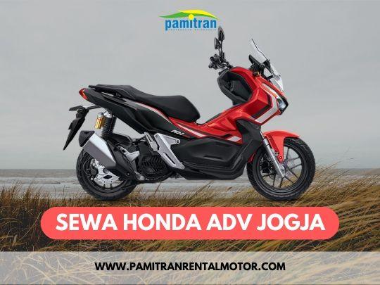 Rental Motor ADV Jogja