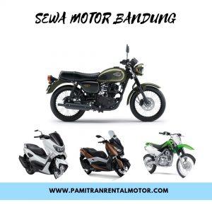 Sewa Motor Bandung Murah