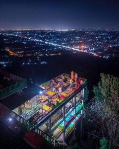 Wisata Bukit Bintang Jogja Tempat Wisata Jogja Malam Super Romantis
