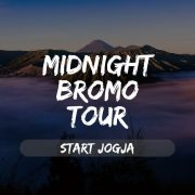 Paket Wisata Bromo dari Jogja