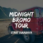 Open Trip Bromo dari Surabaya