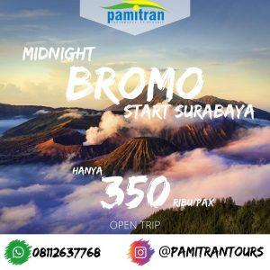 Paket Tour Bromo