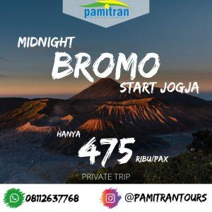 Tour Bromo dari Jogja