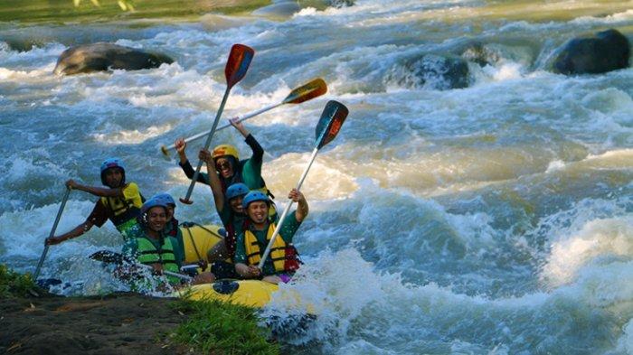 5 Spot Rafting Yogyakarta Body Rafting Terfavorit Wisata Rafting Di Jogja