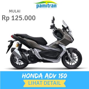 Sewa Rental Motor Jogja Honda ADV