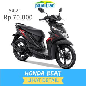 Sewa Motor Jogja Honda Beat