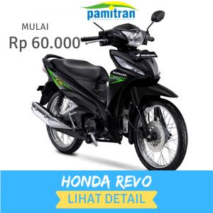 Sewa Motor Jogja Honda Revo