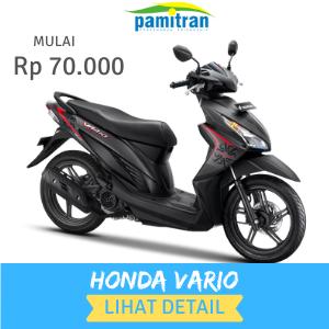 Sewa Rental Motor Jogja Honda Vario