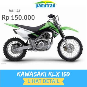 Sewa Rental Motor Jogja Kawasaki KLX Trail