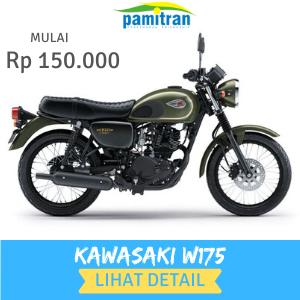 Sewa Rental Motor Jogja Kawasaki W175