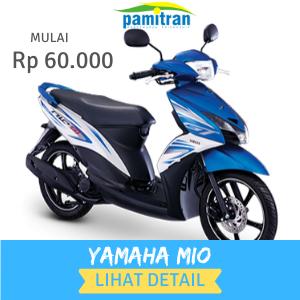 Sewa Motor Jogja Yamaha Mio GT
