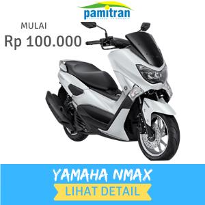 Sewa Rental Motor Jogja Yamaha Nmax