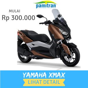 Sewa Rental Motor Jogja Yamaha Xmax