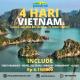 tour vietnam halong bay